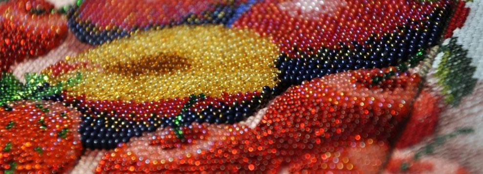 Поступление новых схем для вышивки бисером